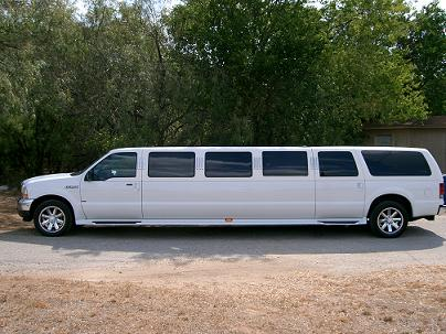 Big Time Limos Ford Excursion Limo